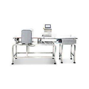 detector de metais com classificadora por peso