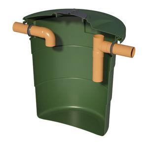 tanque de escoamento