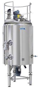 tanque para processo químico