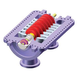turbocompressor estacionário