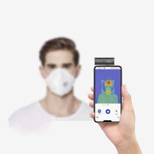 câmera de detecção de febre