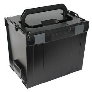 caixa organizadora em material plástico