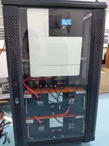 sistema de armazenamento de energia com baterias de íon-lítio
