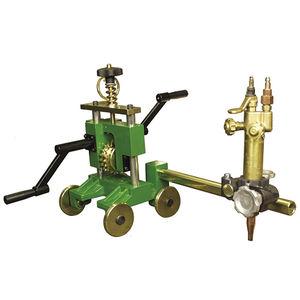 máquina de corte e chanfro portátil / motorizada