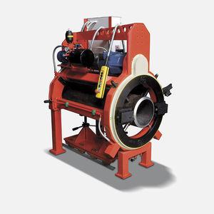 máquina de corte e chanfro motorizada / estacionária