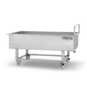 tanque de fabricação de queijo para salmoura