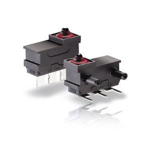 interruptor subminiatura / deslizante / unipolar / CC
