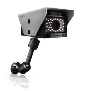 câmera de placas de matrícula