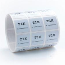 etiqueta adesiva