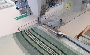 máquina de costura de 1 agulha