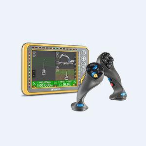 sistema de controle de calibração