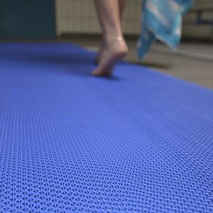 grade de piso em PVC