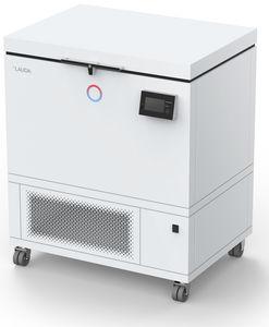 congelador de laboratório