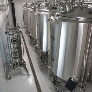tanque de fermentação