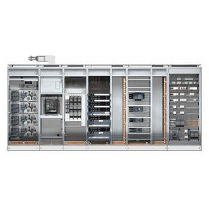 conjunto de manobra e controle para distribuição elétrica
