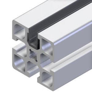 perfil de cobertura em PVC