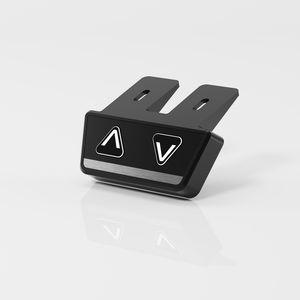 controle remoto de 2 botões