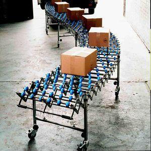 transportador de roletes