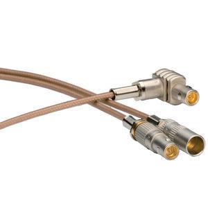 conector RF / coaxial / de crimpar / push-pull