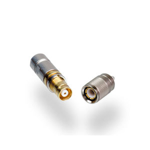 conector RF / DIN / coaxial / de crimpar