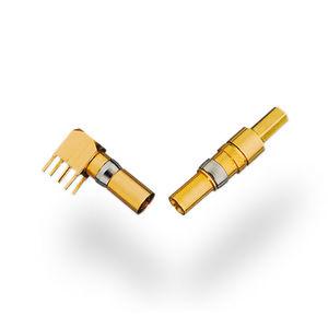 conector de encaixar / RF / DIN / coaxial