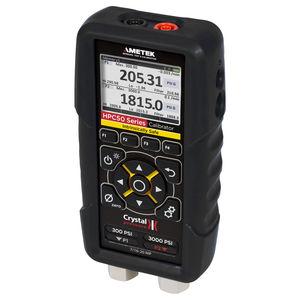 calibrador de temperatura / multifuncional / de pressão / de tensão