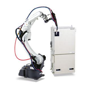 máquina estacionária de solda a arco elétrico