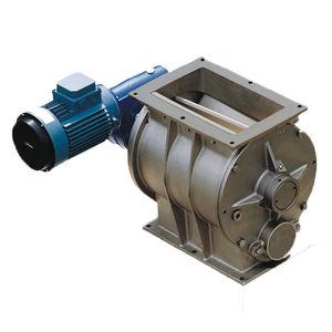 válvula rotativa para transporte pneumático
