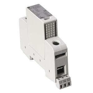 relé de proteção de sobretensão / CA/CC / para trilho DIN