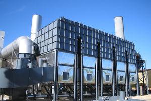 sistema de oxidação térmico
