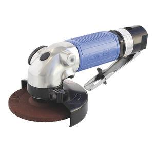 esmerilhadeira pneumática / angular / compacta / escape traseiro