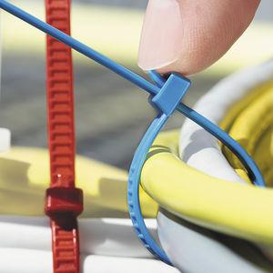 abraçadeira de cabos em poliamida