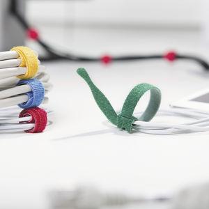 abraçadeira de cabos em polipropileno