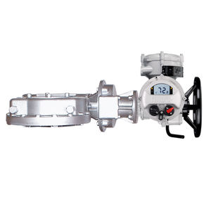 atuador de válvula motorizado