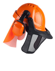 capacete florestal