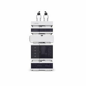 cromatógrafo em fase líquida de alta performance
