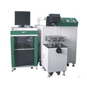máquina estacionária de solda a laser