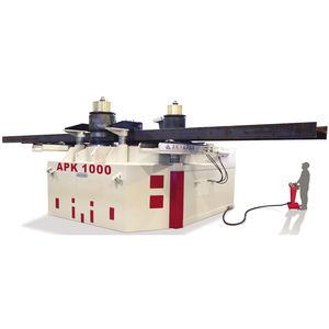curvadora hidráulica / de tubos / de perfils / universal