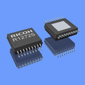 conversor CC-CC com circuitos integrados