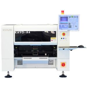 máquina insersora para componentes eletrônicos