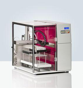plataforma de automação de laboratório