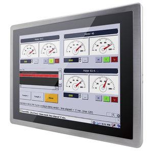 monitor à prova de explosão / LCD / com tecnologia capacitiva projetada / 15