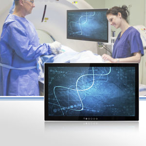 displays para equipamento médico