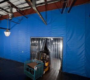 cortina de separação