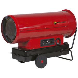 gerador de ar quente móvel