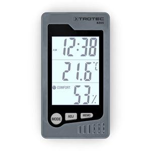 termo-higrômetro digital / de bancada / de temperatura / de umidade relativa