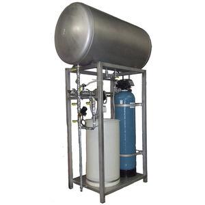 abrandador de água automático