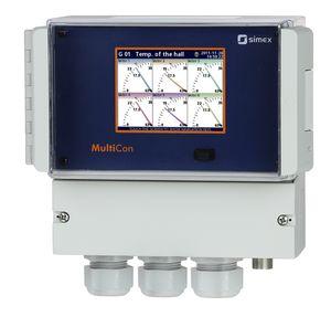 regulador de temperatura com display LCD