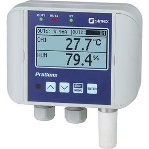 controlador de umidade