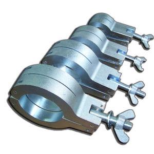 abraçadeira para tubo de parafuso